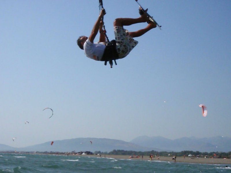Kiting Montenegro