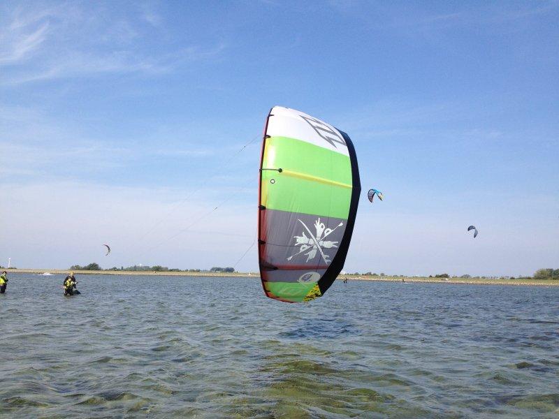 Fehmarn Kiteboarding
